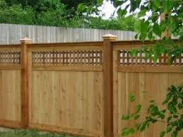 Best  Privacy Fences Ideas On Pinterest Backyard Fences Wood - Backyard fence design