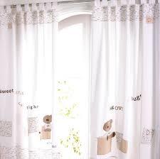 Curtains For Baby Nursery White Nursery Curtains Curtains Ideas