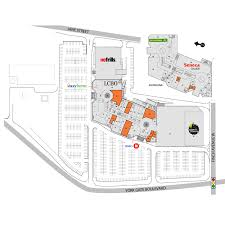 Couture Condo Floor Plans by Toronto Yorkgate Mall Smartreit