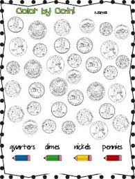 money having fun with coins free 10 pages free math resources