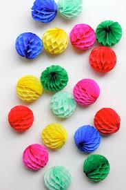 honeycomb ornaments julep