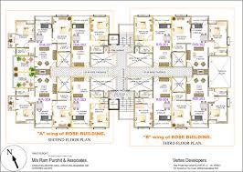 varun flora floor plans project 3d views in kolhapur