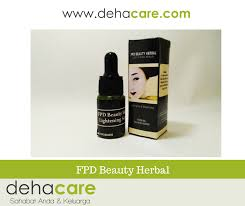 Serum Fpd fpd herbal deha care