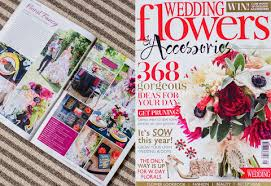 Wedding Flower Magazines - wedding flowers magazine feature fine art wedding photographer