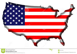 United States America Map by United States Of America Map Stock Images Image 3421264