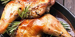 cuisiner cuisse de poulet au four cuisses de poulet au four facile recette sur cuisine actuelle