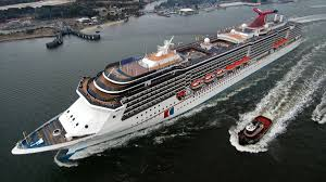 cruise ship passenger reported missing after video shows woman