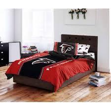 nfl atlanta falcons bed in a bag complete bedding set walmart