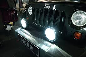 Led Lights For Jeeps Hella Rallye 4000 Compact Led Light Free Shipping