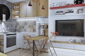 cuisine appartement 4 idées pour aménager un petit appartement de 30m2