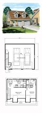 1 bedroom garage apartment floor plans 49 best garage apartment plans images on garage