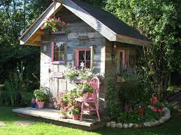 Tiny Homes In Michigan by Quaint Garden Shed In Menominee Michigan Built By Ken Ceesay