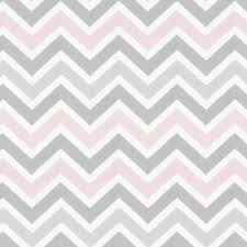 Pink And White Nursery Curtains by Pink And Gray Chevron Fabric By The Yard Chevron Fabric Grey