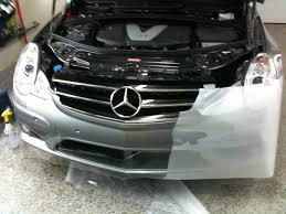 mercedes paint repair auto repair photos car cosmetix inc