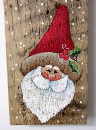 Wood Project Ideas For Christmas by Best 25 Santa Crafts Ideas On Pinterest Christmas Crafts
