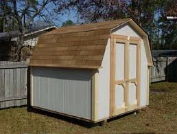 Gambrel Style Roof 108 Diy Shed Plans With Detailed Step By Step Tutorials Free