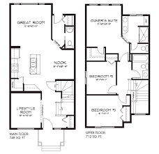 Sq Ft Bristol 1460 Sq Ft Pacesetter Homes