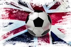 Great Britain Flag Soccer Ball With Great Britain Flag Free Stock Photo Public