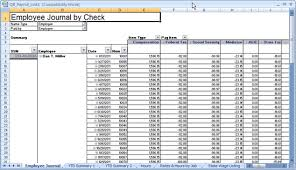 Payroll Reconciliation Excel Template How To Generate Payroll Summary Reports In Excel Outsourced