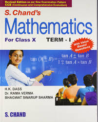 mathematics for class x term i amazon in h k dass rama verma