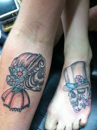 the 25 best husband wife tattoos ideas on pinterest partner