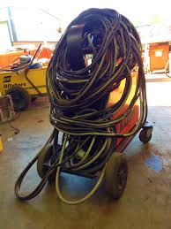 kemppi ps3500 with fu10 wire feeder hire mig welder