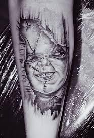 halloween horror nights chucky 25 best chucky tattoo ideas on pinterest horror movie tattoos