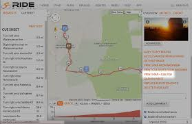 Map A Route by Create U0026 Customize A Cue Sheet Ride With Gps Help