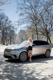range rover velar new york debut features ellie goulding