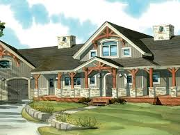 House With A Porch House Plans With Partial Wrap Around Porch