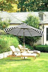 Blue And White Striped Patio Umbrella Navy Patio Umbrella And 9 Aluminum Patio Blue 55 Navy
