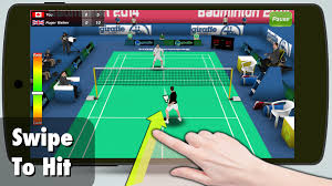 badminton 3d android apps on google play