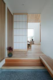 japan home decor alts design office has designed a humble home organized a central