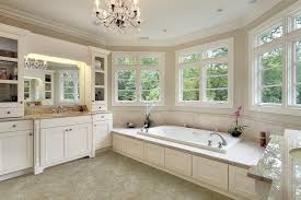 Ceiling Light Fixture Bathroom Traditional With Tile Manchester - Bathroom design manchester