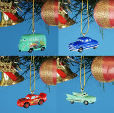 disney cars hudson lightning mcqueen decoration tree ornament