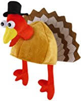 forum novelties s novelty turkey hat multi one