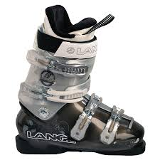 womens size 9 in ski boots lange exclusive 9 ski boots s 2010 evo