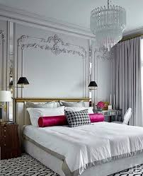 sumptuous bedroom inspiration in shades of silver u2013 master bedroom