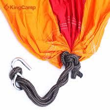 Hammocks For Sleeping Aliexpress Com Buy Kingcamp Parachute Nylon Hammock For Hiking