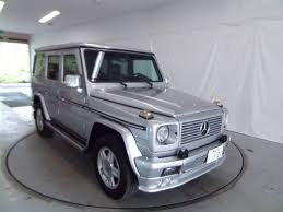 used mercedes g wagon used mercedes benz benz g class for sale at pokal u2013 japanese used
