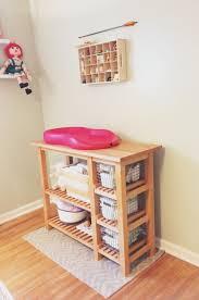 Changing Table Baby by Baby Caroline Jane U0027s Vintage Modern Nursery Tour U2014 Retro Den