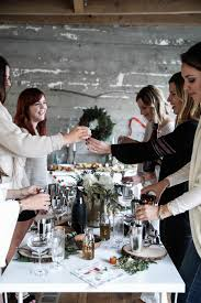 holiday cocktail making party advice from a twenty something