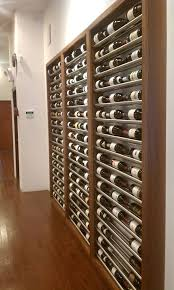 wine rack contemporary wine holder the 12 bottle dark espresso