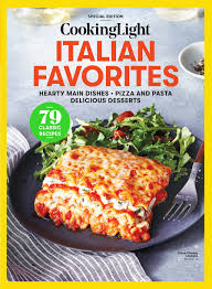 cooking light subscription status light italian favorites
