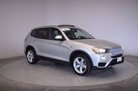 certified pre owned 2017 bmw x3 xdrive28i sport utility in