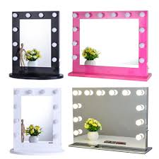 hollywood makeup mirror with lights hollywood makeup vanity mirror with light aluminum stage beauty