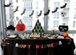 diy kids halloween party decorations