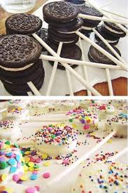 dipped oreo treats dip in melted chocolate or candy melts wax