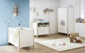 chambre coucher b b pas cher chambre bébé contemporaine blanche marron clair ted http