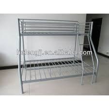 Steel Bedroom Furniture China Metal Trio Bunk Bed 3 Person Use Bedroom Furniture From